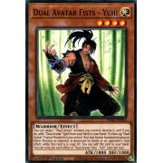 PHRA-EN014 Dual Avatar Fists - Yuhi Super Rare