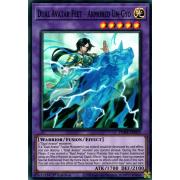 PHRA-EN033 Dual Avatar Feet - Armored Un-Gyo Super Rare