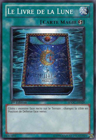 SDDC-FR029 Le Livre De La Lune Commune