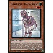 MAGO-FR020 Infirmière Dragonirène Premium Gold Rare