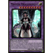 MAGO-FR027 Maison Dragonirène Premium Gold Rare