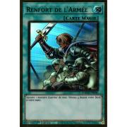 MAGO-FR046 Renfort de l'Armée Premium Gold Rare