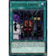 MAGO-FR081 Accusation Erronée Rare (Or)