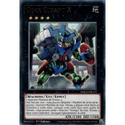 MAGO-FR131 Gear Gigant X Rare (Or)