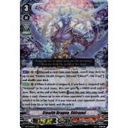 V-BT11/006EN Stealth Dragon, Shiranui Triple Rare (RRR)