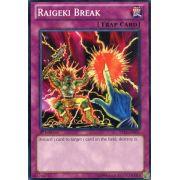 YS12-EN031 Raigeki Break Commune