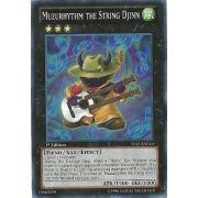 YS12-EN040 Muzurhythm the String Djinn Super Rare