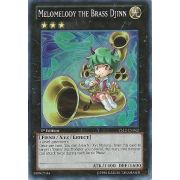 YS12-EN042 Melomelody the Brass Djinn Super Rare