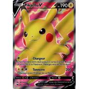 SS04_170/185 Pikachu V Full Art Ultra Rare