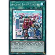 GEIM-FR018 Accueil Live☆Jumelle Super Rare