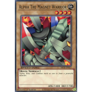 SBCB-EN023 Alpha The Magnet Warrior Commune