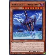 "GEIM-EN058 World Legacy - ""World Lance"" Rare"