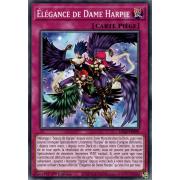 LDS2-FR089 Élégance de Dame Harpie Commune