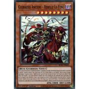 BLVO-FR025 Guerriers Anciens - Rebelle Lu Feng Super Rare
