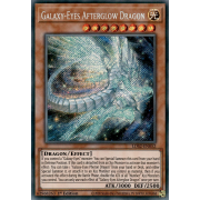 LDS2-EN052 Galaxy-Eyes Afterglow Dragon Secret Rare