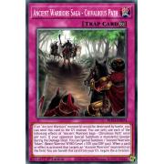 BLVO-EN074 Ancient Warriors Saga - Chivalrous Path Commune