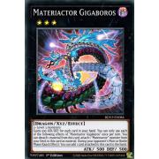 BLVO-EN084 Materiactor Gigaboros Super Rare