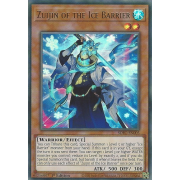 SDFC-EN005 Zuijin of the Ice Barrier Ultra Rare