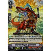 V-SS07/023EN Extortion Dragon, Spinoextort Triple Rare (RRR)
