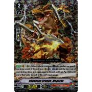 V-SS07/025EN Ravenous Dragon, Megarex Triple Rare (RRR)