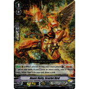 V-SS08/040EN Beast Deity, Scarlet Bird Triple Rare (RRR)