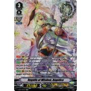 V-SS08/SP03EN Regalia of Wisdom, Angelica Special Parallel (SP)