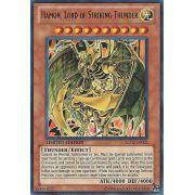 LC02-EN002 Hamon, Lord of Striking Thunder Ultra Rare