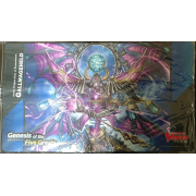 Tapis Cardfight Vanguard Overdress - Hades Dragon Deity of Resentment, Gallmageheld