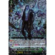 D-BT01/009EN Mysterious Rain Spiritualist, Zorga Triple Rare (RRR)