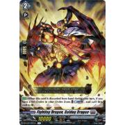 D-BT01/041EN Fighting Dragon, Goldog Dragon Rare (R)