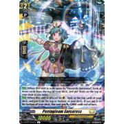 D-BT01/046EN Pentagleam Sorceress Rare (R)