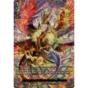 D-BT01/DSR02EN Chakrabarthi Divine Dragon, Nirvana Dress Secret Rare (DSR)