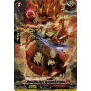D-BT01/SP13EN Dragon Deity King of Resurgence, Dragveda Special Parallel (SP)