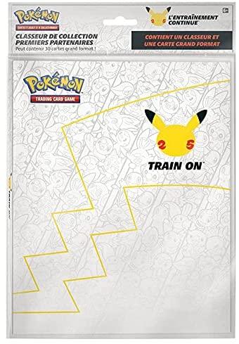 Portfolio Pokémon 30 Cartes Géantes
