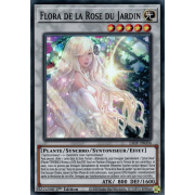 LIOV-FR036 Flora de la Rose du Jardin Super Rare
