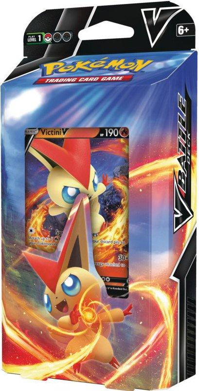 Pokémon Deck Combat-V Victini-V