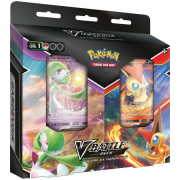 Pokémon Deck Combat-V Victini VS Gardevoir
