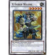 5DS3-EN042 X-Saber Wayne Super Rare