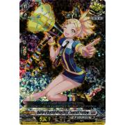 D-SS01/029EN Aurora Battle Princess, Lourus Yellow Triple Rare (RRR)