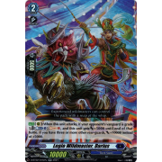 D-BT02/015EN Legio Wildmaster, Darius Double Rare (RR)