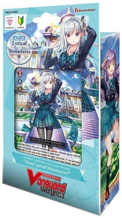 Trial Deck Ahoy! Lyrical Monasterio! (D-LTD01)