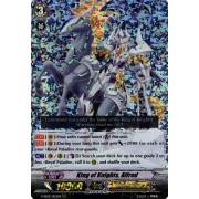 V-SS09/003EN King of Knights, Alfred Triple Rare (RRR)