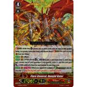 V-SS09/043EN Flare General, Dumjid Valor Triple Rare (RRR)