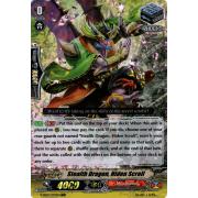 V-SS09/070EN Stealth Dragon, Hiden Scroll Triple Rare (RRR)