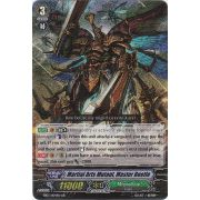 EB03/004EN Martial Arts Mutant, Master Beetle Double Rare (RR)