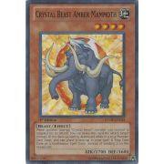 RYMP-EN044 Crystal Beast Amber Mammoth Super Rare