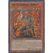 RYMP-EN089 The Six Samurai - Kamon Ultra Rare