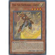 RYMP-EN092 The Six Samurai - Zanji Ultra Rare