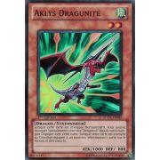 SDDL-FR003 Aklys Dragunité Super Rare