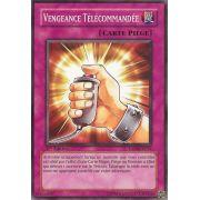 DP08-FR024 Vengeance Télécommandée Commune